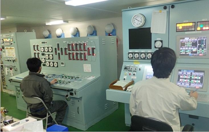 荷役及びブラスト制御装置